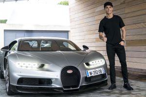 Chiếc Bugatti 9 triệu USD và những siêu xe đắt giá nhất của Ronaldo