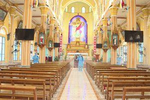 Nhiều tổ chức tôn giáo tạm dừng hoạt động tập trung đông người