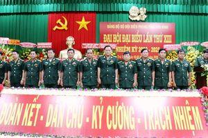 Nâng cao năng lực lãnh đạo, sức chiến đấu của Đảng bộ, xây dựng đơn vị vững mạnh toàn diện