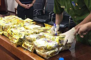 Thu giữ thêm hơn 120 kg ma túy liên quan đến đường dây do người Hàn Quốc cầm đầu