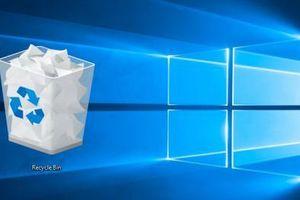 Thủ thuật thiết lập để Windows 10 tự động dọn dẹp Recycle Bin