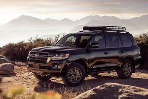 Toyota Land Cruiser Heritage Edition 2021 trình làng, giá từ 2 tỷ đồng