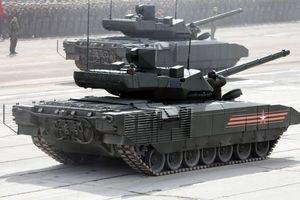 T-14 Armata an toàn trước đòn đánh của tên lửa Javelin
