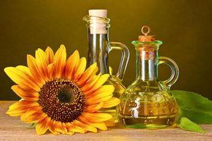 Công dụng tuyệt vời của dầu hướng dương trong việc làm đẹp