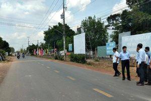 Tây Ninh đầu tư 138 tỷ đồng làm đường 781 đấu nối cửa khẩu biên giới