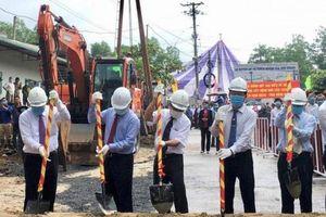 Khởi công xây dựng cầu Thanh Sơn kết nối đôi bờ sông Đồng Nai