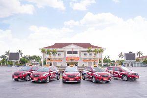 Sau FastGo có thêm một Công ty Thái Bình sử dụng Vinfast Fadil làm phương tiện vận chuyển hành khách