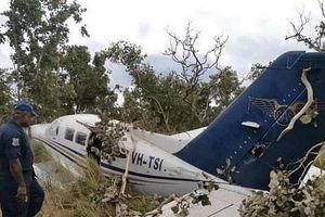 Máy bay chở nửa tấn ma túy rơi ở Australia, tập đoàn buôn lậu sa lưới cảnh sát
