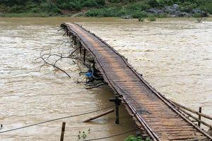Thanh Hóa: Nhiều hộ dân bị ảnh hưởng do bão số 2