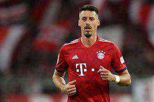 Cựu tiền đạo Bayern và ĐT Đức, Sandro Wagner bất ngờ treo giày ở tuổi 32