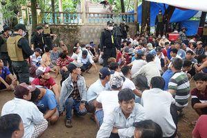 Giám đốc công an An Giang trực tiếp chỉ đạo triệt phá sới bạc, bắt 150 người