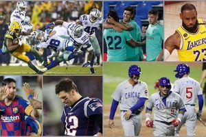 Top 10 CLB thể thao giá trị nhất thế giới năm 2020