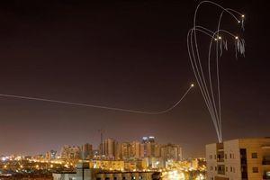 Israel không kích đáp trả vụ tấn công từ Gaza