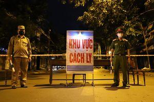 Trắng đêm tại các chốt phòng dịch COVID-19 ở Đắk Lắk