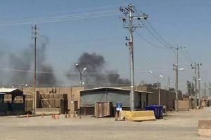 2 tên lửa rơi gần căn cứ Taji ở Iraq có binh sĩ Mỹ đồn trú