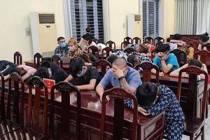 Đồng Nai: Phát hiện vụ tổ chức sinh nhật dùng ma túy