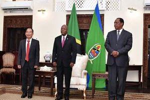 Thúc đẩy hơn nữa quan hệ hữu nghị hợp tác giữa Việt Nam và Tanzania