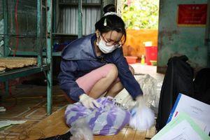 Nhường KTX cho người cách ly, nữ sinh Đà Nẵng gửi lại lá thư cổ vũ
