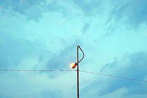 Hải Phòng: Cần sớm thay thế cột điện chiếu sáng hư hỏng nặng