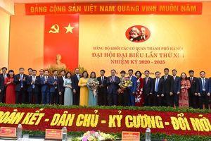 Đại hội đại biểu Đảng bộ Khối các cơ quan TP Hà Nội thành công tốt đẹp
