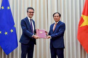 EVFTA đi vào hiệu lực, dấu mốc mới trong quan hệ Việt Nam - EU