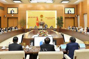 Hoãn chất vấn tại phiên họp thứ 47 của Ủy ban Thường vụ Quốc hội