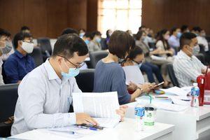 Tập huấn nghiệp vụ cho giảng viên làm nhiệm vụ thanh tra thi