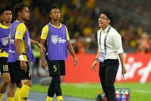 Báo Thái Lan: 'Malaysia tự tin quyết đấu đội tuyển Việt Nam'