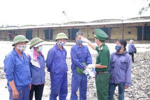 Nâng cao ý thức, trách nhiệm phòng, chống dịch Covid-19 cho người lao động tại cảng Cửa Lò