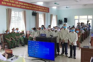 25 năm tù cho 6 đối tượng tổ chức đưa người nhập cảnh trái phép từ Trung Quốc