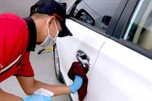 Làm thế nào khử trùng nội thất ôtô để yên tâm mùa dịch?