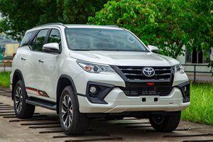 Toyota triệu hồi Fortuner và Innova vì lỗi hộp số tự động