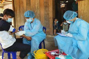 Xuất hiện ca mắc bạch hầu đầu tiên tại Lâm Đồng