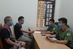 Kiểm tra khách sạn, phát hiện 2 người Trung Quốc nhập cảnh trái phép