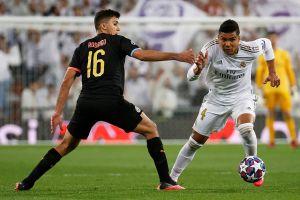 Casemiro thách thức: 'Real sẽ loại Man City'