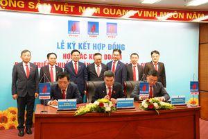 PV GAS, PTSC, PV Power, PVChem ký hợp đồng hợp tác đầu tư cùng phát triển