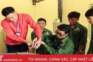 Để cơ sở giáo dục nghề nghiệp - giáo dục thường xuyên ở Hà Tĩnh bắt nhịp yêu cầu mới