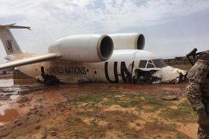 An-74 của Liên hợp quốc gặp nạn, thiệt hại nghiêm trọng