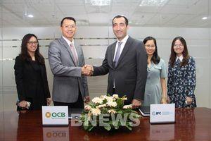 Dịch COVID–19: IFC tiếp sức cho OCB hỗ trợ doanh nghiệp