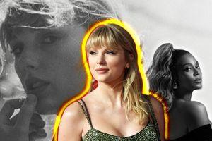 Folklore debut #1 Billboard Hot 200, Taylor Swift chính thức vượt mặt Beyonce và thiết lập nên kỷ lục 'vô tiền khoáng hậu'