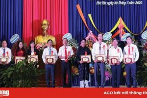 Sôi nổi các phong trào thi đua yêu nước ở huyện cù lao