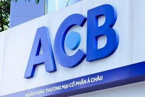 Ngân hàng ACB được NHNN chấp thuận tăng vốn thêm 5.000 tỷ đồng