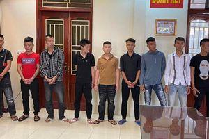 Bắt giam 15 đối tượng trong vụ hỗn chiến sau khi 'ghẹo' gái
