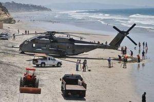 9 lính thủy đánh bộ Mỹ tử vong trong lúc diễn tập