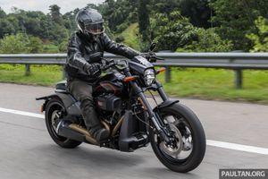 Đánh giá chiếc Harley-Davidson FXDR 114