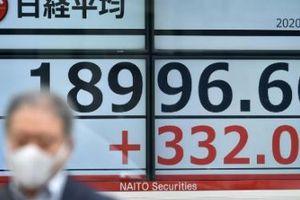 Chứng khoán Nhật tiếp tục dẫn sóng tăng điểm ở châu Á