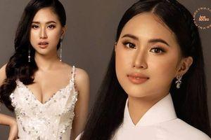 Bảo Nghi - thí sinh Hoa hậu Việt Nam có nét giống Hoa hậu Tiểu Vy, đỗ 3 trường Đại học Mỹ