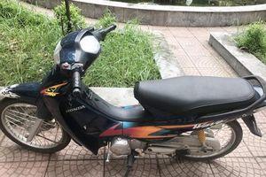 Công an quận Nam Từ Liêm thông báo tìm chủ sở hữu xe máy