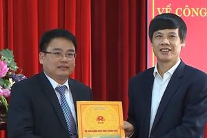 Khu kinh tế Nghi Sơn Thanh Hóa có trưởng ban mới