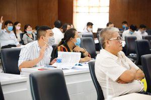Trường ĐH gấp rút tập huấn thanh kiểm tra thi tốt nghiệp THPT
